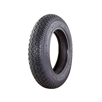 Cougar 350-10 Tubed Road Motorcycle Tyre 894 Tread Pattern