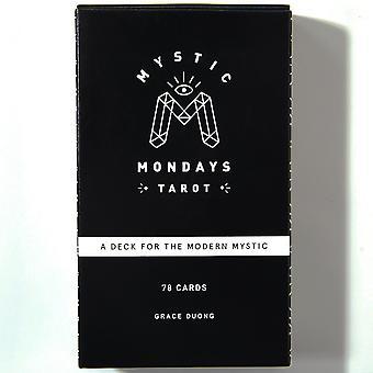 Modern Mystic Tarot Card