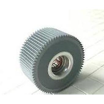 3pcs Pickup Roller Tire Rubber Roller Pickup 035-14303 Fit For Riso Ez