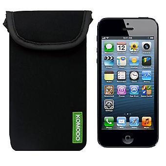 Komodo Neoprene Phone Case - Size D