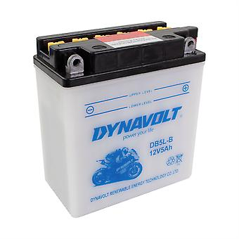 Dynavolt 12N53B Conventional Dry Charge Battery With Acid Pack