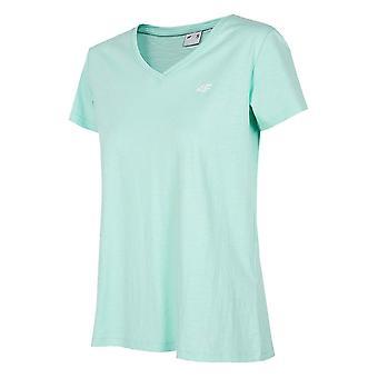 4F TSD002 NOSH4TSD00247S universeel all year vrouwen t-shirt