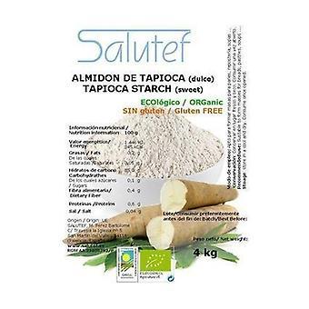 Tapioca starch ECO 4 kg of powder