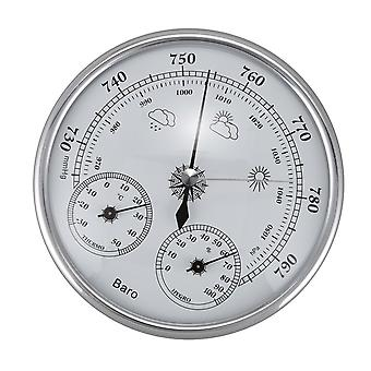 Wall Mounted Household Thermometer Hygrometer High Accuracy Pressure Gauge Air