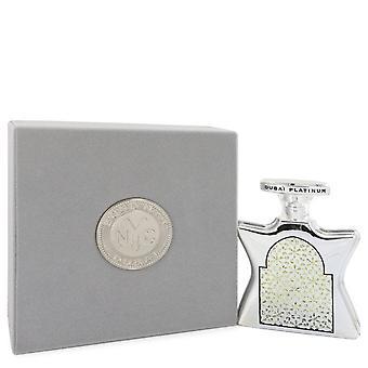 Bond No. 9 Dubai Platinum Eau De Parfum Spray By Bond No. 9 3.4 oz Eau De Parfum Spray
