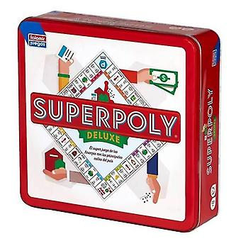 Board game superpoly deluxe falomir (es)