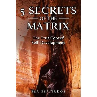 5 Secrets of The Matrix - The True Core of Self-development door Zsa Tud