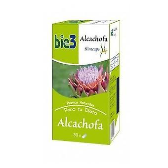 Bio3 Artischocke Slimcaps 500 mg 80 Kapseln