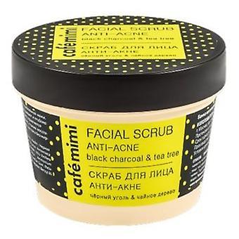 Cafe Mimi Anti-acne facial scrub 110 ml