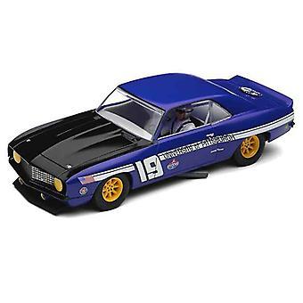 Scalextric 1:32 Chevrolet Camaro Universiteit van Pittsburgh No.19 voertuig