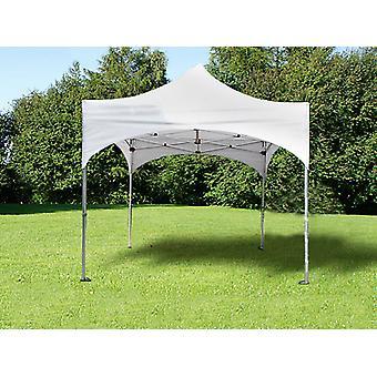 """Vouwtent/Easy up tent FleXtents PRO """"Arched"""" 3x3m Wit"""