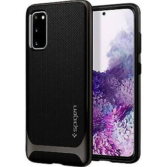 Spigen Neo Hybrid Back cover Samsung Galaxy S20 (5G), Galaxy S20 Gun metal