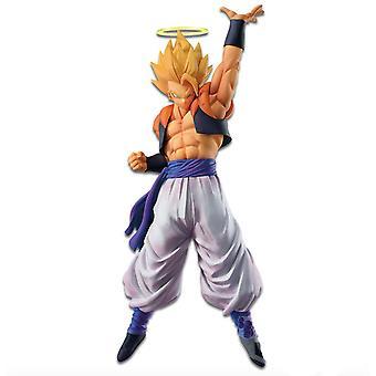 Dragon Ball Z Pvc Gogeta Vegeta Son Goku Super Saiyan Figuration Action Figure