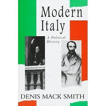 MODERN ITALY - A POLITICAL HISTORY - 9780472108954 Book