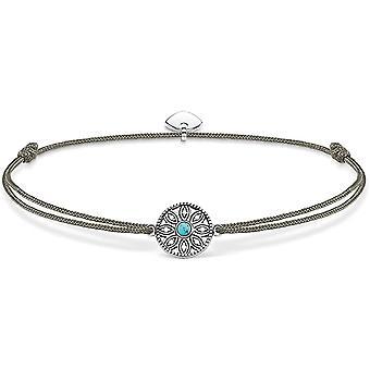 FengChun Damen-Armband Little Secret Ethno 925 Sterling Silber LS022-378-5-L20v