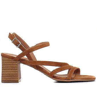 Jones Bootmaker Womens Caitlyn Strappy Sandal