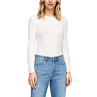 s.Oliver 120.10.012.12.130.2059658 T-Shirt, Cream Color (0210), 40 Woman
