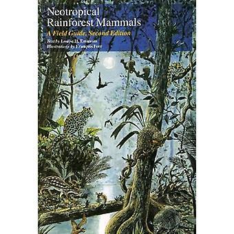 Neotropische regenwoudzoogdieren - Een veldgids