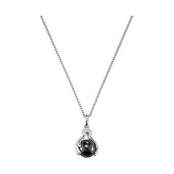 Halsband för damer Jourdan AMK079 - HELICE - Silver Silver