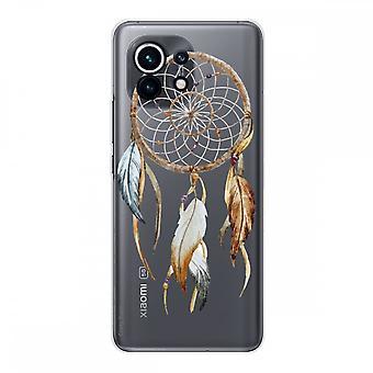 Hülle für Xiaomi Mi 11 Aus Weichem Silikon 1 Mm, Greift Träume Natur
