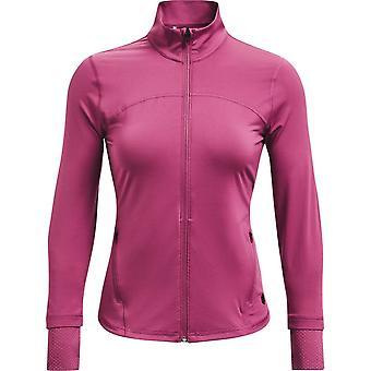 תחת שריון UA Rush מלא Zip 1359081678 אוניברסלי כל השנה נשים סווטשירטים