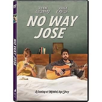 No Way Jose [DVD] USA import