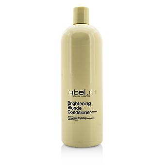 Label.M Brightening Blonde Conditioner (Infuses Moisture and Nurtures, Brightens Colour For Glistening Blonde Tones) 1000ml/33.8oz