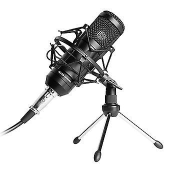 Microphone Mars Gaming MMICKIT Black