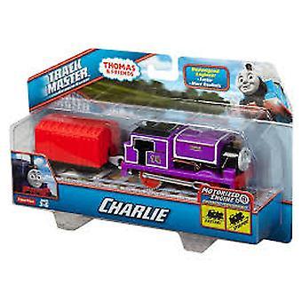 Trackmaster - Thomas & Friends Motoriserad Motoriserad Motor (Charlie)