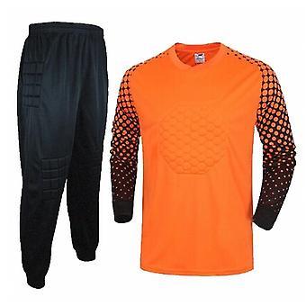 男子足球训练服, 守门员服装