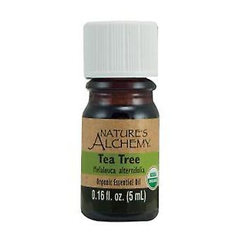 Natures Alchemy Essential Oil, Tea Tree 5 ml