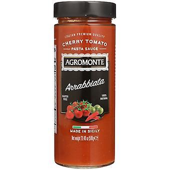 Agromonte Sauce Arrabbiata Chry Tom, sag af 6 X 20,46 Oz