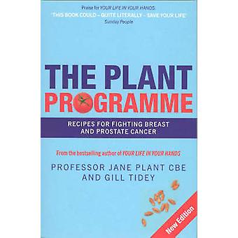 Het plantenprogramma van Tidey & GillianPlant & Jane & CBE