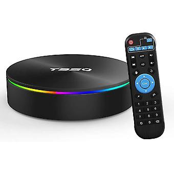 Android TV Box, Android Box 9.0 S905X2 Quad-Core Cortex-A53 with 4 GB RAM 64 GB ROM Support 2.4 G /