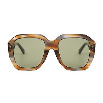 Celine Square Sunglasses CL40045F 55N 53