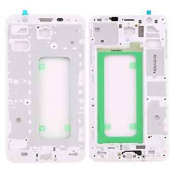 מסגרת אמצעית מסגרת עבור Galaxy On7 (2016) / G6100 & J7 פריים(לבן)
