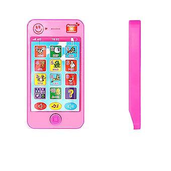 Kinderen educatieve simulatie muziek mobiele telefoon speelgoed