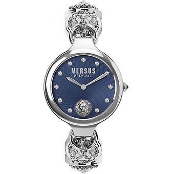 Orologio da donna Versus Versace Silver In acciaio inossidabile VSP272220