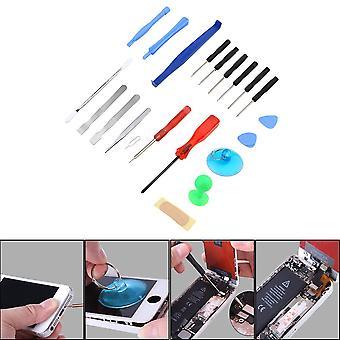 Multifunctional Mobile Phone Repair Tools 21pcs/set For Iphone Opening Tool