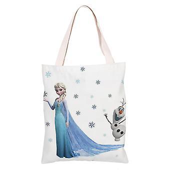 الكرتون أنيمي قماش التسوق حقيبة حمل، المجمدة #33