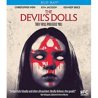 Devil's Dolls [Blu-ray] USA import