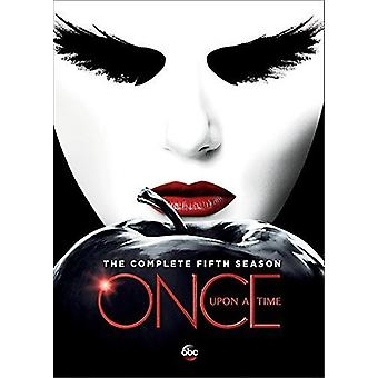 Once Upon a Time: die komplette fünfte Staffel [Blu-Ray] USA Import