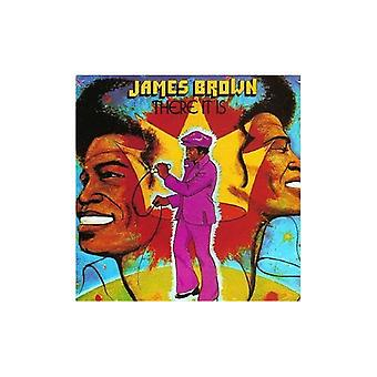 James Brown - There It Is [CD] USA import