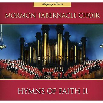 Mormon Tabernacle Choir - Legacy Series: Hymns of Faith, Vol. 2 [CD] USA import