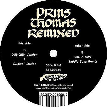 Prins Thomas - Dungen & Sun Araw Remixes [Vinyl] USA import