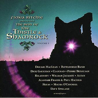 Best of Thistle & Shamrock - Best of Thistle & Shamrock: Vol. 1-Best of Thistle & Shamr [CD] USA import