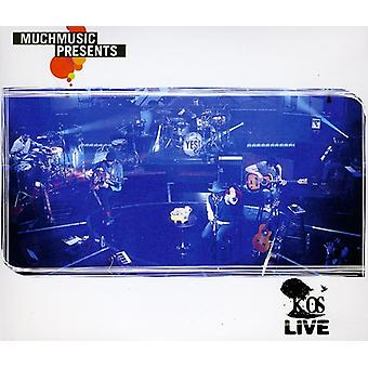 K-Os - Muchmusic Presents [CD] USA import
