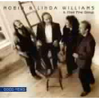 Robin Williams & Linda - Good News [CD] USA import
