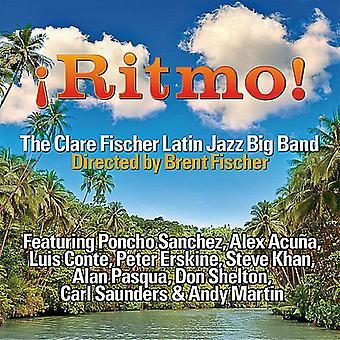 Clare Fischer - Ritmo [CD] USA import