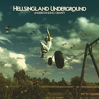 Hellsingland Underground - Understanding Gravity [CD] USA import